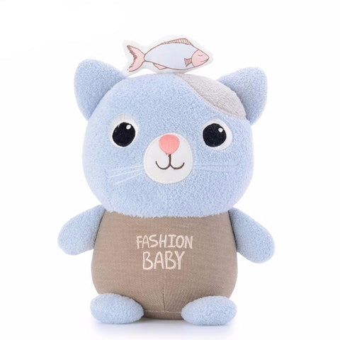 Cartoon Animal Metoo Plush Doll - Kawaii Treats