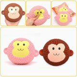 Monkey Decor Squishy Toy - Kawaii Treats
