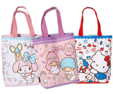 Cartoon Printed Canvas Shoulder and Hand Bag - Kawaii Treats