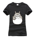 Totoro Animation Printed Girls T-Shirt <18 designs>