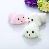 Squishy Puppy Phone Straps - Kawaii Treats