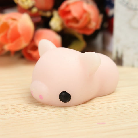 Squishy Pig Toy - Kawaii Treats
