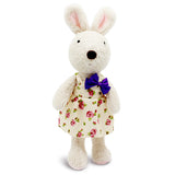 Wearing Dress Le Sucre Rabbit Stuffed Toy - Kawaii Treats