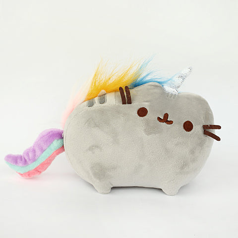 "Stuffed Brinquedos Pusheen Cat Toy ""her"" - Kawaii Treats"