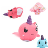 Scented Unicorn Slow Rising Squishy - Kawaii Treats
