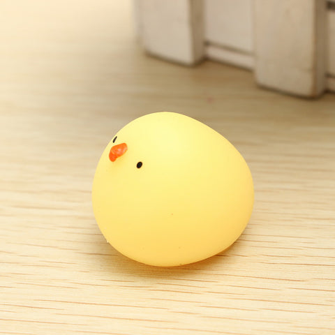 Squishy Chicken Toy - Kawaii Treats