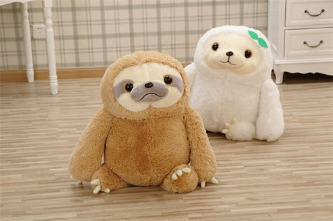 Sloth Plush Stuffed Toy - Kawaii Treats