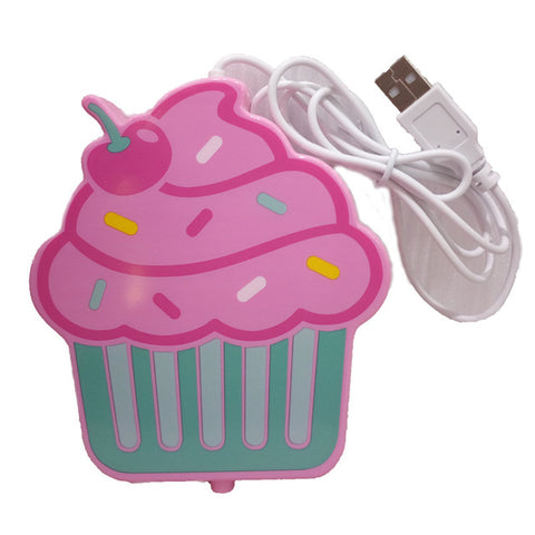 Cupcake USB Powered Cup Warmer - Kawaii Treats