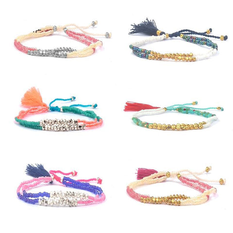Bohemian Bracelets - Kawaii Treats