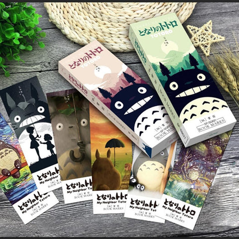 Totoro 32 pcs/pack Stationery Bookmark