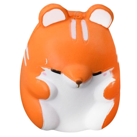 Squishy Colorful Hamster Toy - Kawaii Treats