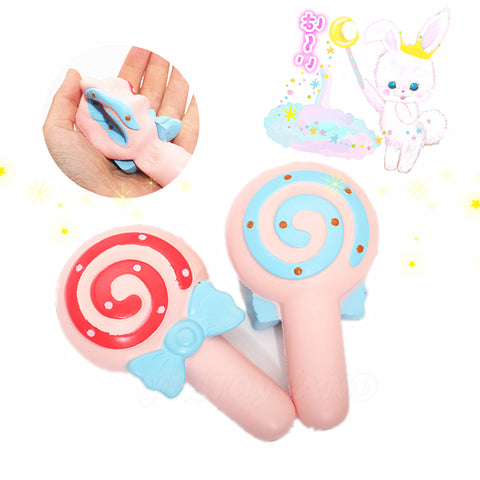 Sweet Lolly Candy Squishy Toy - Kawaii Treats