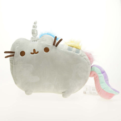 Cute Brinquedos Kitty Rainbow Plush Toys - Kawaii Treats