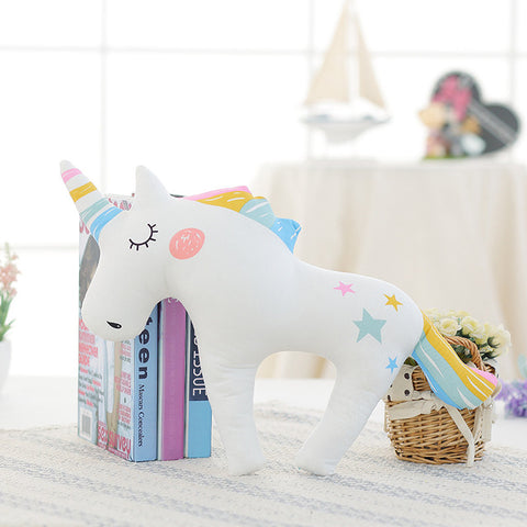 Rainbow Unicorn Stuffed Baby Comfort Toy - Kawaii Treats