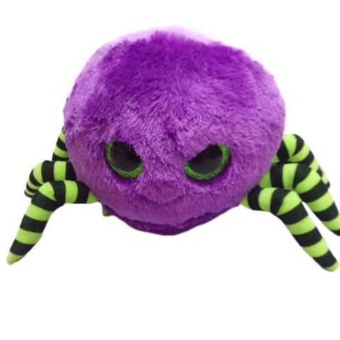 Ty Beanie Purple Spider Plush Doll