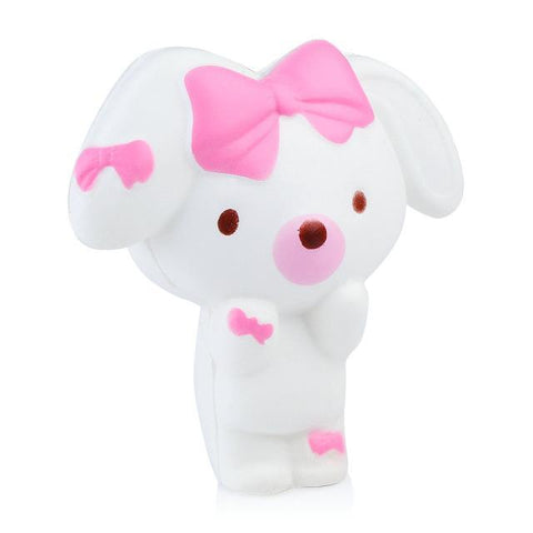 Cute Rabbit Slow Rising Squishy - Kawaii Treats