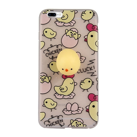 Squishy Squeeze Relief Phone Case - Kawaii Treats