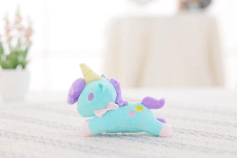 Mini Unicorn Plush Pendant - Kawaii Treats