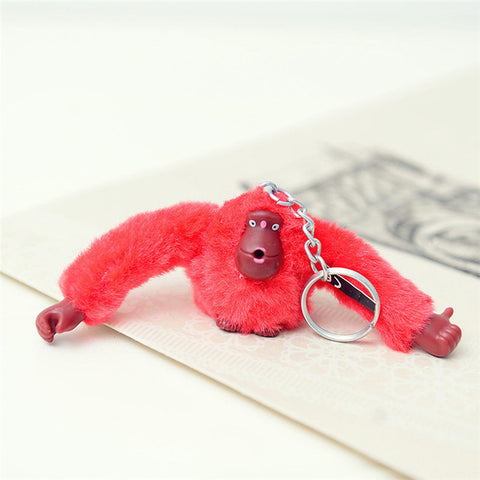 Fun Orangutan Keychain Toy - Kawaii Treats