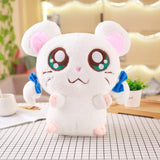 Big Eyes Hamster Plush Toy - Kawaii Treats