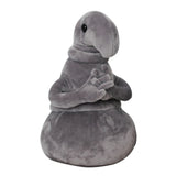 Zhdun Gray Meme Tubby Plush Doll