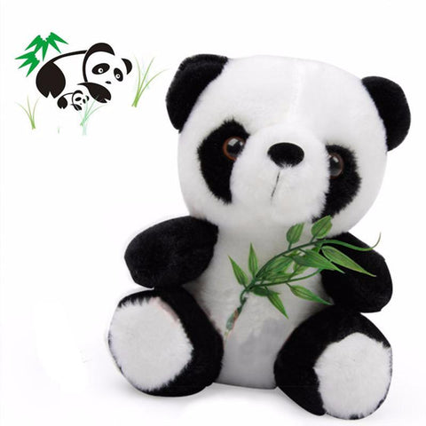 Lovely Bamboo Panda Plush Toy - Kawaii Treats