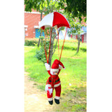 Parachute Christmas Doll Santa Claus Ornament - Kawaii Treats