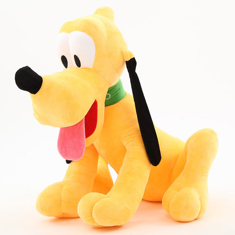 1pc Cute 30cm Pluto Plush Toys Goofy Dog Donald Duck Daisy Duck Friend Pluto Stuffed Doll Toys Children Kids Gift - Kawaii Treats