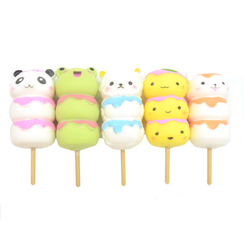 Cutie Animal String Squishy Toy - Kawaii Treats