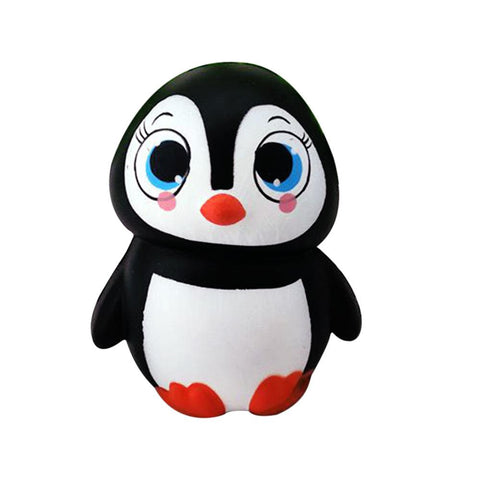 Squishy Scented Penguin Toy - Kawaii Treats