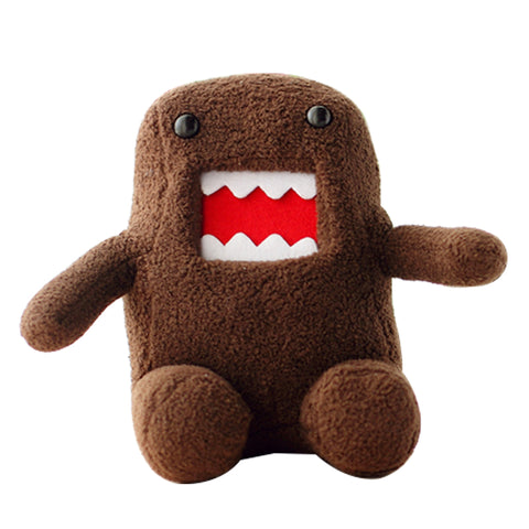 Novelty Domo Kun Plush Toy - Kawaii Treats