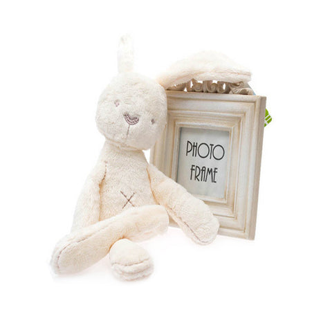 White Bunny Stuffed Doll - Kawaii Treats