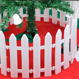 Bamboo Fence For Home Party Christmas Tree - Kawaii Treats