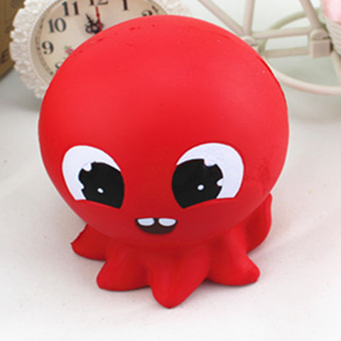 Squishy Scented Sweet Cuttlefish Toy - Kawaii Treats