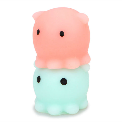 Dumpling Octopus Squishy Phone Strap - Kawaii Treats