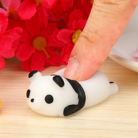 Cute Mochi Panda Squishy - Kawaii Treats