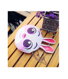 Bunny Ear Round Shoulder Bag - Kawaii Treats