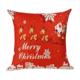 Christmas Decor Pillow Case Cover - Kawaii Treats