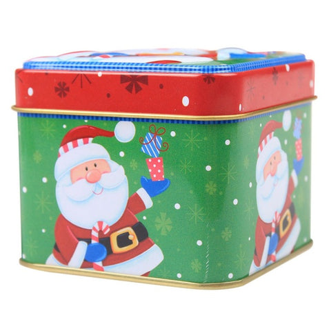 Christmas Organizing Candy Tin - Kawaii Treats