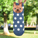 Doggie Print Socks <5 Designs> - Kawaii Treats