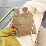 Cute rabbit Shoulder Crossbody Bags - Kawaii Treats