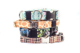 Choose-a-Fabric BreakAway Dog Collar - Fox Valley Dog Collars