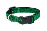 "3/4"" Sparkle & Bling Dog Collar - Fox Valley Dog Collars"