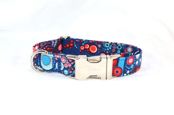 Effervescence Celebration Adjustable Dog Collar