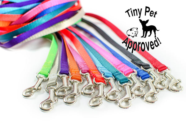"Cat & Small Pet Leash - 3/8"" - Fox Valley Dog Collars"