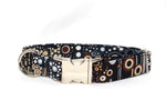 Effervescence Stone Adjustable Dog Collar - Fox Valley Dog Collars
