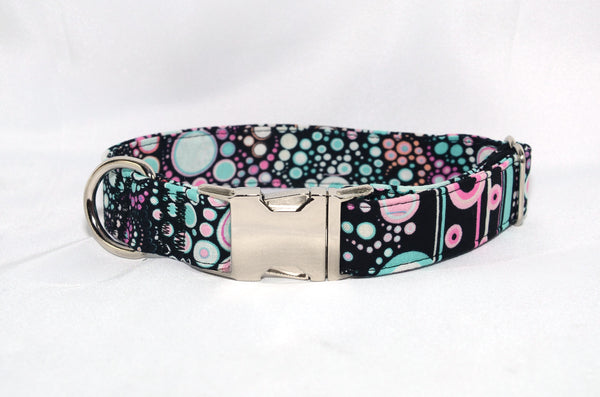 Effervescence Atmosphere Adjustable Dog Collar - Fox Valley Dog Collars