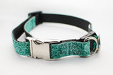"Sparkle BREAKAWAY Dog Collar - 3/4"" wide - Fox Valley Dog Collars"