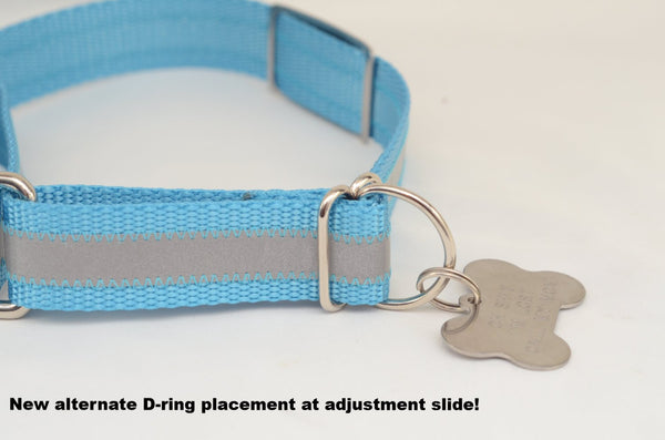 UPGRADE - Additional D Ring For Martingale Collar or Leash - Fox Valley Dog Collars