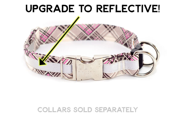 UPGRADE - Reflective Stripe - Fox Valley Dog Collars